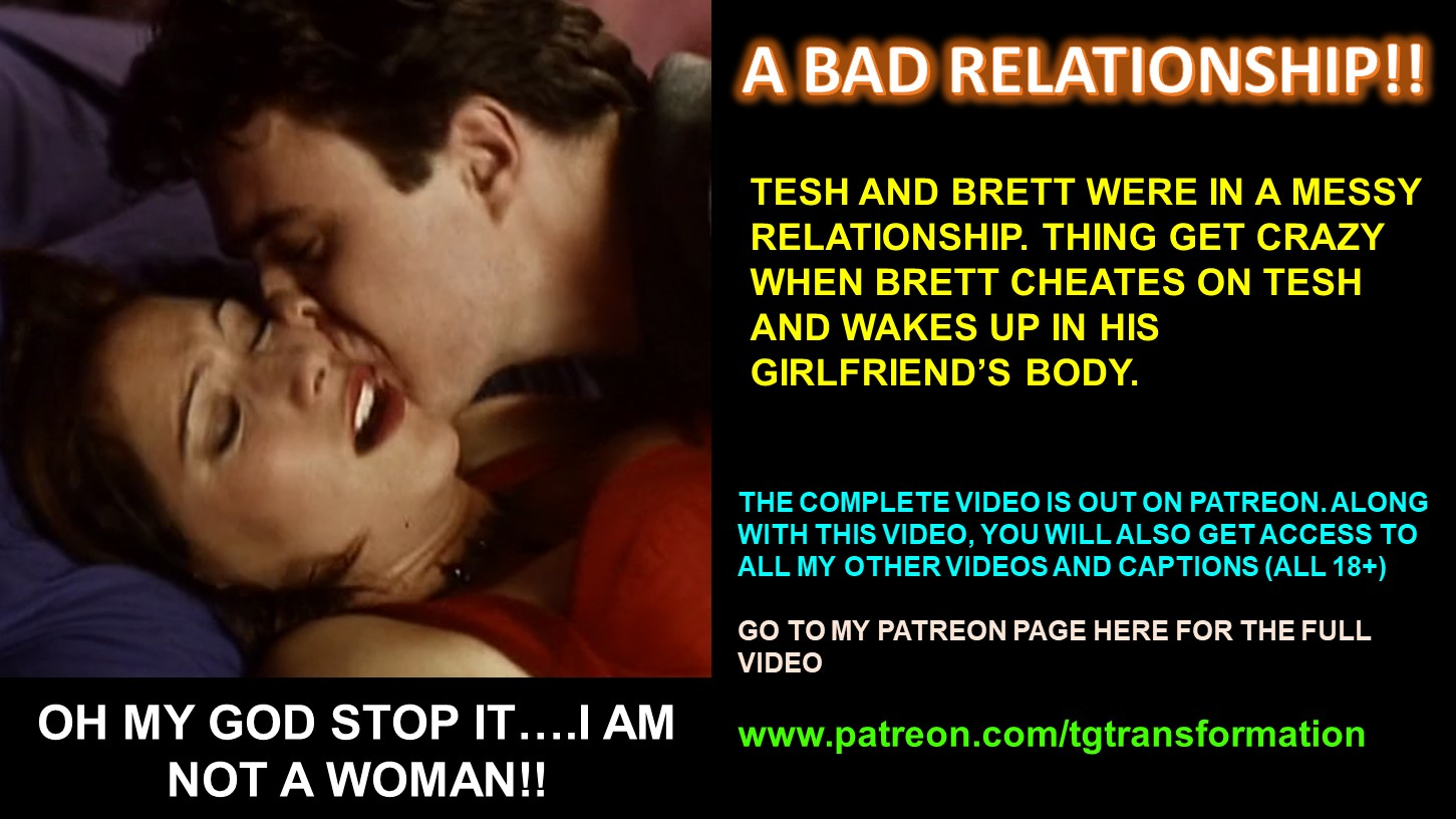 A BAD RELATIONSHIP (VIDEO)